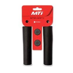 Puños MTI MTB de Silicona...